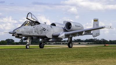 80-0230 - Fairchild OA-10A Thunderbolt II - United States - US Air Force (USAF)