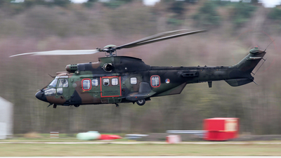 S-459 - Eurocopter AS 532UC Cougar - Netherlands - Royal Air Force