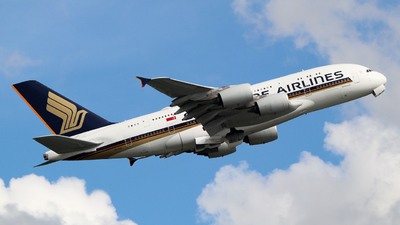 9V-SKM - Airbus A380-841 - Singapore Airlines