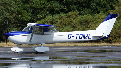 A picture of GTOML - Cessna F150M - [1359] - © James Mepsted
