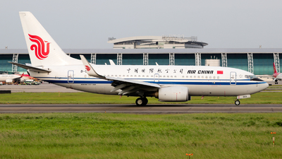B-5803 - Boeing 737-79L - Air China