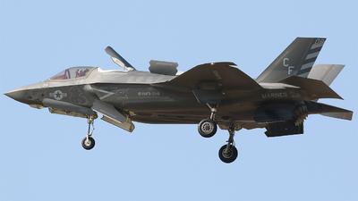 169610 - Lockheed Martin F-35B Lightning II - United States - US Marine Corps (USMC)