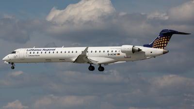 D-ACNF - Bombardier CRJ-900LR - Lufthansa Regional (CityLine)