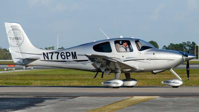 A picture of N776PM - Cirrus SR22 - [3480] - © Westley Bencon