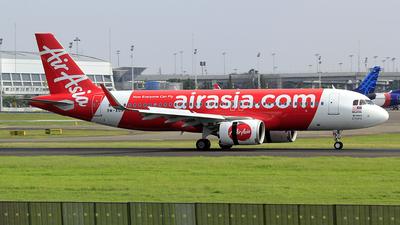 9M-AGN - Airbus A320-251N - AirAsia