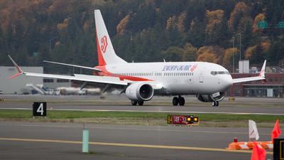 B-1157 - Boeing 737-8 MAX - OK Air