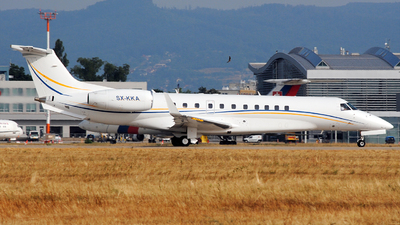 SX-KKA - Embraer ERJ-135BJ Legacy 600 - Marathon Airlines