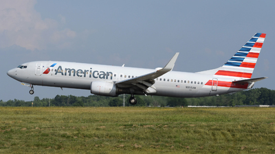 A picture of N955AN - Boeing 737823 - American Airlines - © DJ Reed - OPShots Photo Team