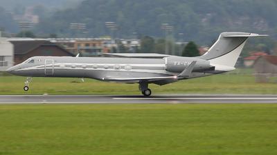 XA-CHG - Gulfstream G550 - Private