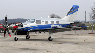 N561MW - Piper PA-46-500TP Malibu Meridian - Private