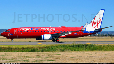 VH-VUE - Boeing 737-8FE - Virgin Blue Airlines