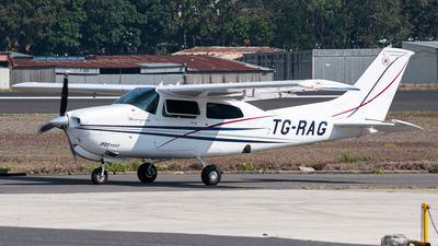 TG-RAG - Cessna T210N Turbo Centurion II - Private