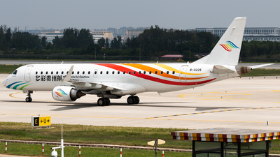 B-3225 - Embraer 190-100LR - Colorful Guizhou Airlines