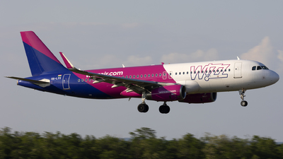 HA-LYS - Airbus A320-232 - Wizz Air