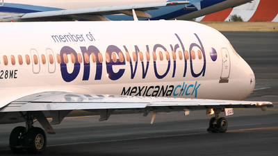 N928ME - Boeing 717-2BL - Mexicana Click