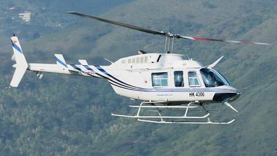 HK-4306 - Bell 206L-3 LongRanger III - Sociedad Aeronáutica de Santander (SASA)