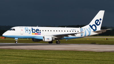 G-FBJJ - Embraer 170-200STD - Flybe