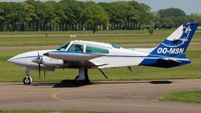 OO-MSN - Cessna 310R - Aerodata