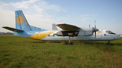 UR-47257 - Antonov An-24RV - Ukraine National Airlines