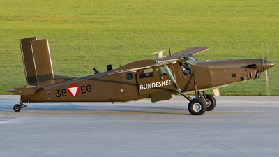 3G-EG - Pilatus PC-6/B2-H2 Turbo Porter - Austria - Air Force
