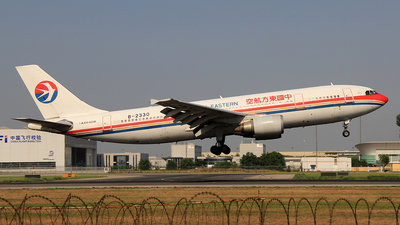 B-2330 - Airbus A300B4-605R - China Eastern Airlines