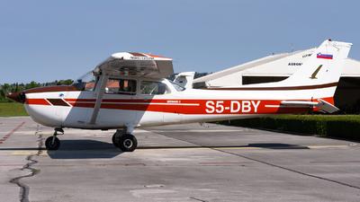 S5-DBY - Reims-Cessna F172N Skyhawk II - Solinair
