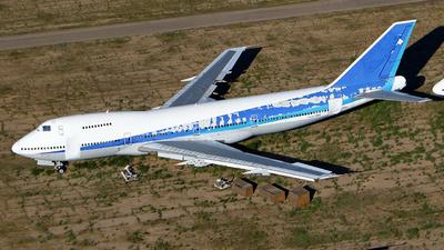 N245BA - Boeing 747SR-81 - All Nippon Airways (ANA)