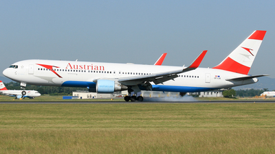 OE-LAE - Boeing 767-3Z9(ER) - Austrian Airlines (Tyrolean Airways)