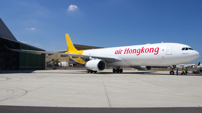 M-BELR - Airbus A330-343P2F - Air Hong Kong (ASL Airlines)