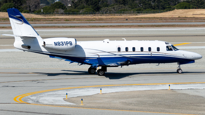 N831PB - Gulfstream G100 - Private