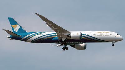 A4O-SH - Boeing 787-9 Dreamliner - Oman Air
