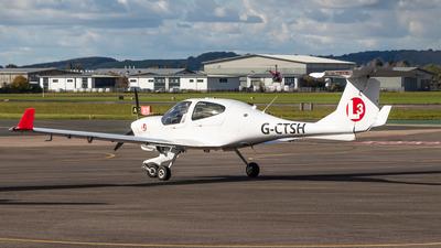 G-CTSH - Diamond DA-40NG Diamond Star - L3 European Airline Academy