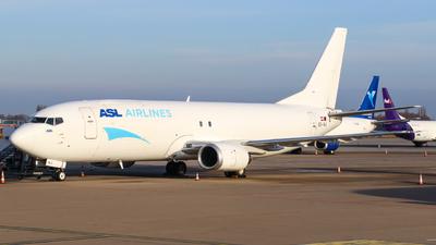 OE-IAJ - Boeing 737-476(SF) - ASL Airlines