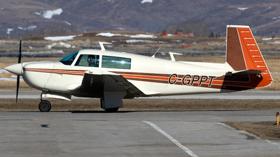 C-GPPT - Mooney M20J-201 - Private