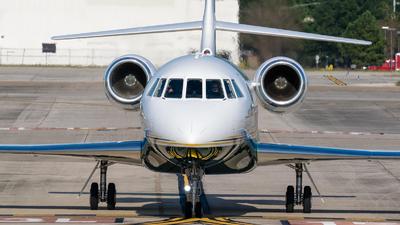 N671WM - Dassault Falcon 2000 - Private