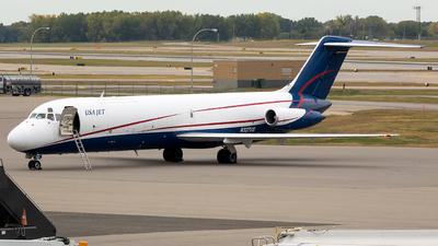 N327US - McDonnell Douglas DC-9-33(F) - USA Jet Airlines