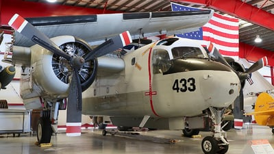 N8114T - Grumman S-2F-1 Tracker - Private