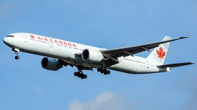 C-FKAU - Boeing 777-333ER - Air Canada
