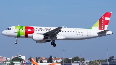 A picture of CSTNI - Airbus A320214 - [0982] - © Baptiste Prevost