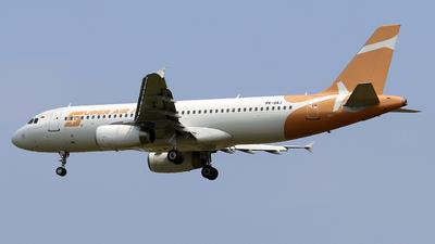 PK-SAJ - Airbus A320-232 - Super Air Jet