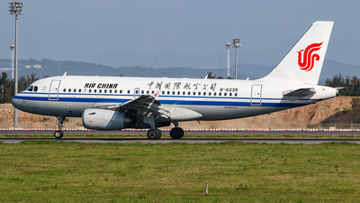 B-6235 - Airbus A319-131 - Air China