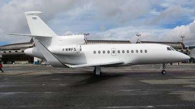 F-WWFS - Dassault Falcon 900LX - Dassault Aviation