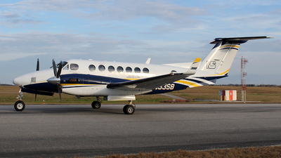 N933SB - Beechcraft B300 King Air 350i - Private