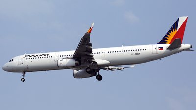 RP-C9905 - Airbus A321-231 - Philippine Airlines