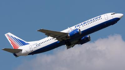 EI-DNM - Boeing 737-4S3 - Transaero Airlines