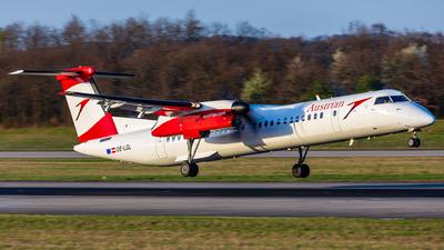 OE-LGL - Bombardier Dash 8-Q402 - Austrian Airlines