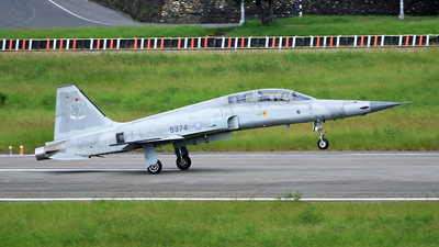 5374 - Northrop F-5F Tiger II - Taiwan - Air Force