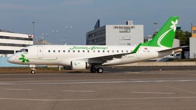 TS-IJB - Embraer 170-100LR - Jasmin Airways
