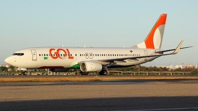 PR-GZD - Boeing 737-8K2 - GOL Linhas Aéreas (Transavia Airlines)