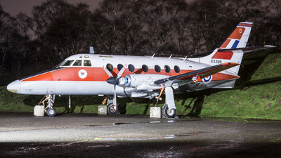 XX496 - British Aerospace Jetstream T.1 - United Kingdom - Royal Air Force (RAF)